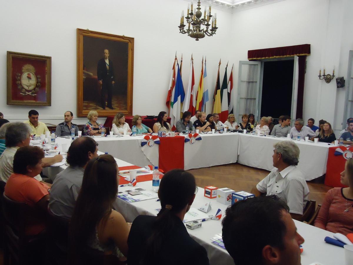 En un marco imponente se presentó el Plan de Trabajo 2014 del Ente Cultural