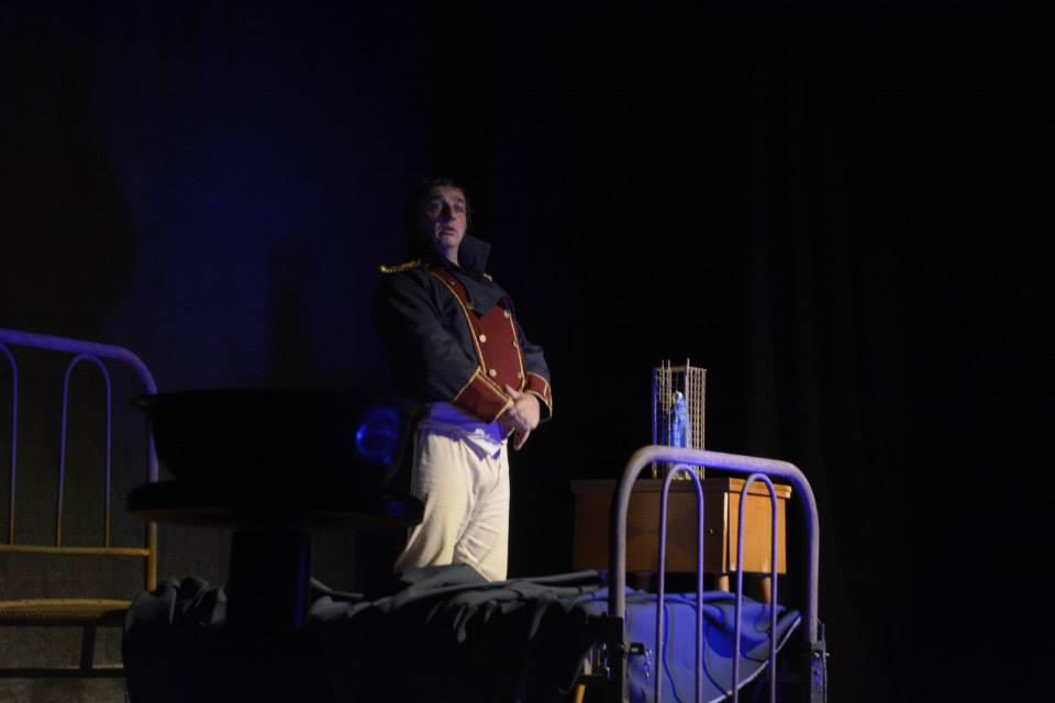 """""""El Delirio y la Lluvia"""" brilló en María Teresa"""