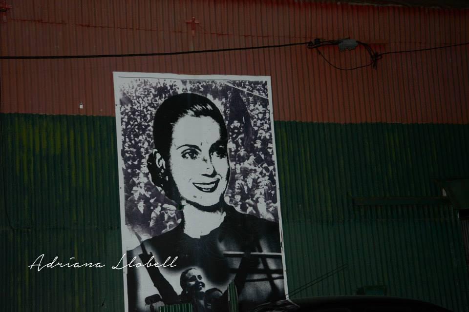 """María Teresa: """"Domingo de Verano"""" en el Paseo Evita"""