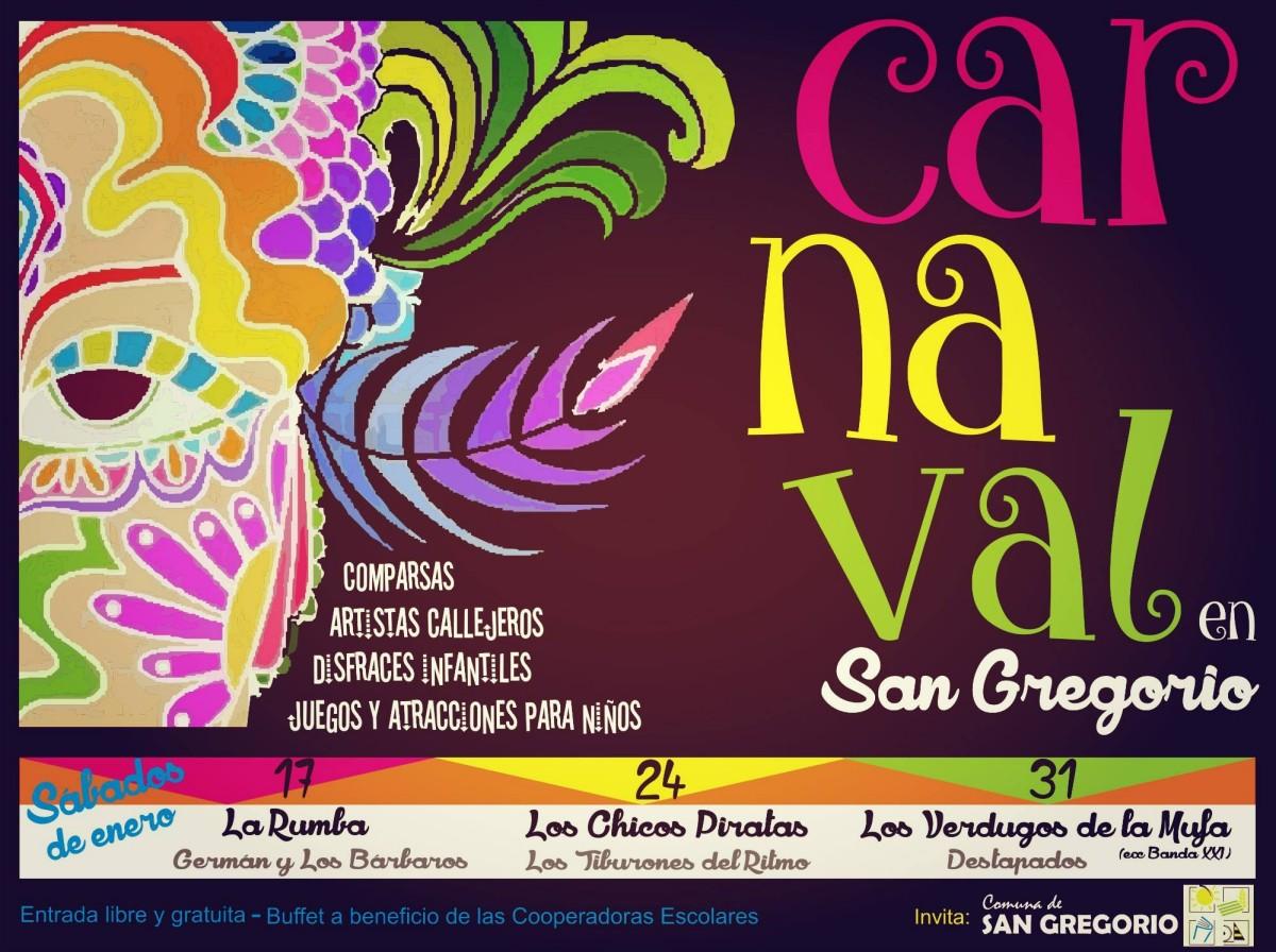 Carnaval en San Gregorio