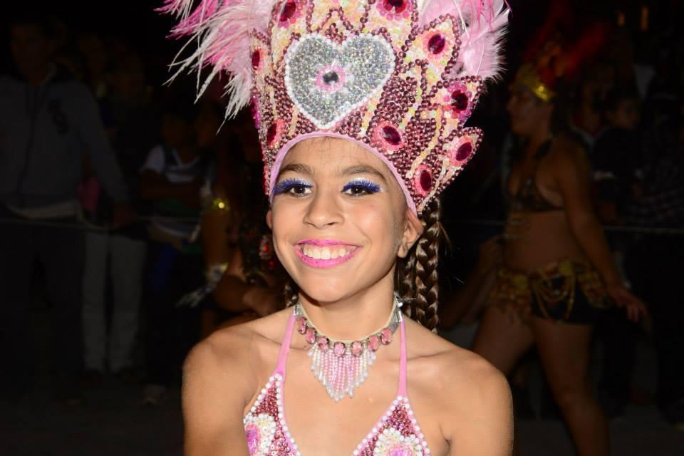 Llegan los Carnavales a María Teresa