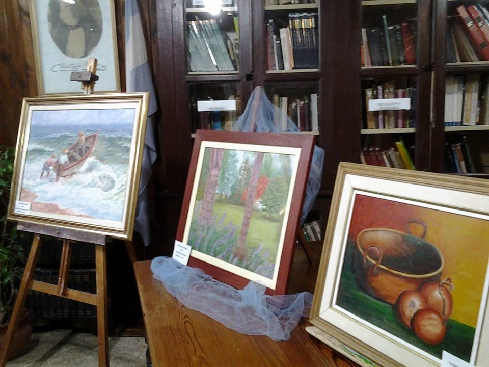 """Carreras """"Compartiendo Cultura"""" junto a la Muestra """"Colores y Arte"""""""