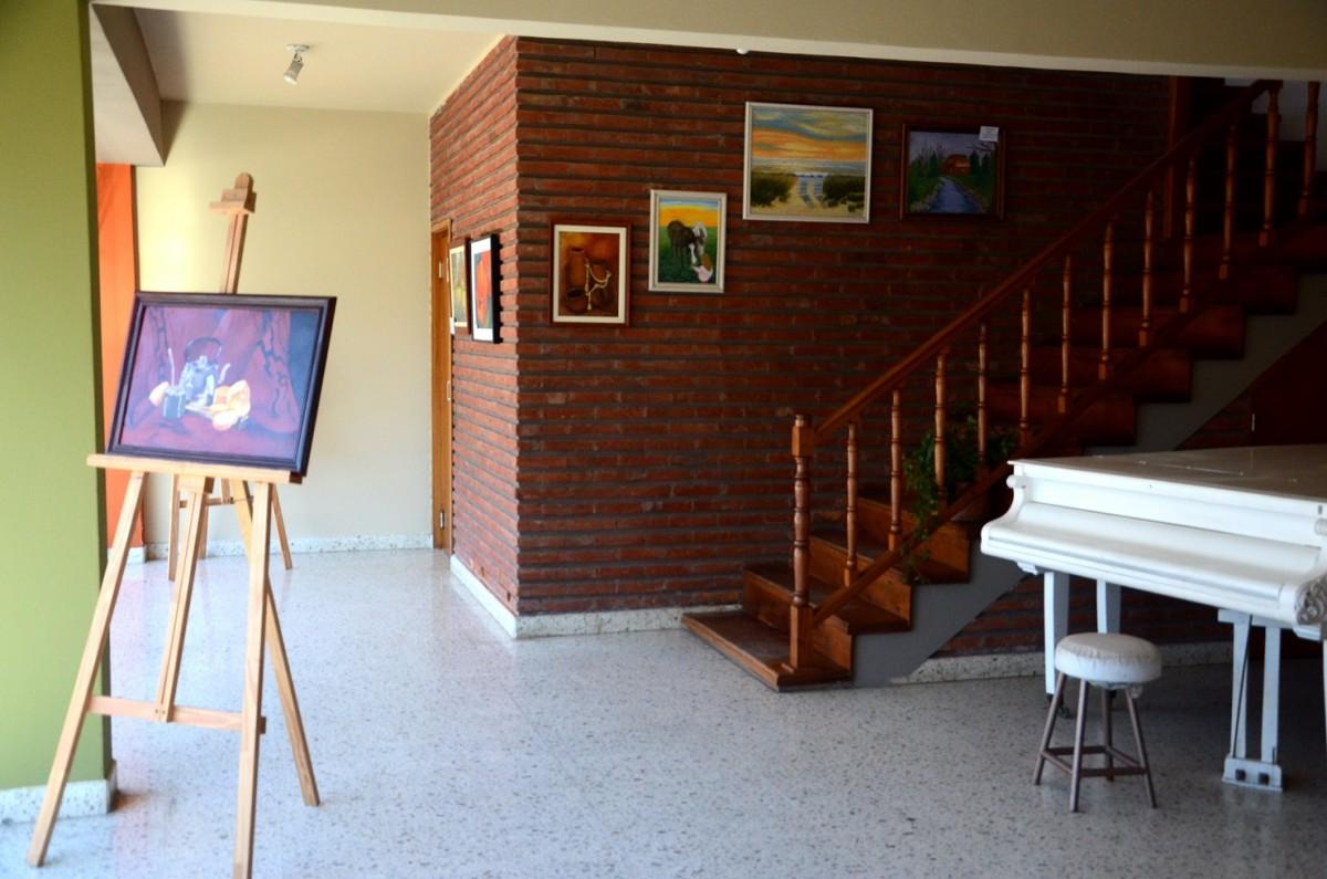 """Compartiendo Cultura: La Muestra """"Colores y Arte"""" se expone en María Teresa"""