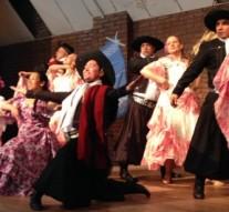 Encuentro de Academias Folclóricas en Godoy