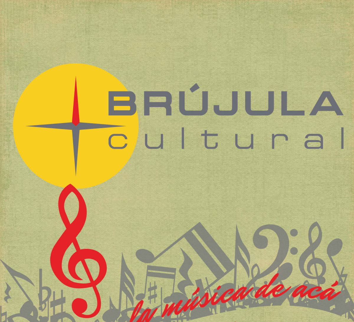 """""""La Brújula Cultural 2015"""" convoca a Músicos de toda la provincia"""