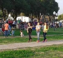Festejos por el «Día del Niño» en Godoy