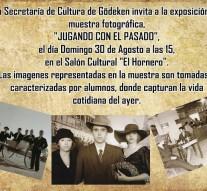 """Compartiendo Cultura: La Muestra """"Jugando con el Pasado"""" se expone en Gödeken"""