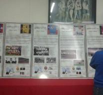 La Muestra «La Historia de los Mundiales» se expone en Pueblo Muñoz