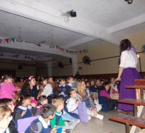Tarde de Teatro: «Huesito Caracú» se presentó en Acebal