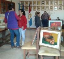 """Apertura de la Muestra """"Colores y Arte"""" en Gödeken"""
