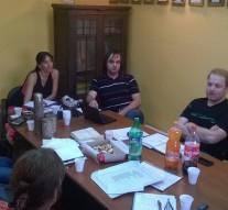 En Cañada del Ucle se reunieron los integrantes de la Usina III