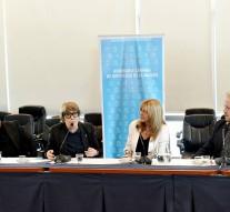 El Ente Cultural Santafesino junto a la Ministra Teresa Parodi
