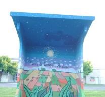 El próximo martes «Pueblo Muñoz» pintará su «Faro de Campo»