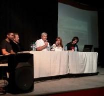 El Ente Cultural Santafesino se presentó en Arroyo Seco
