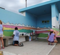 En Pueblo Muñoz se pintará un nuevo «Faro de Campo»