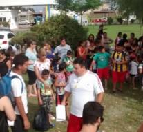 Arroyo Seco: Arrancó la Colonia de Vacaciones Municipal