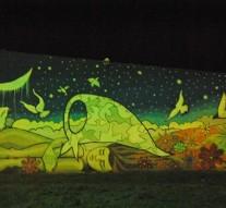 María Teresa: Se renovó el Mural por la Memoria