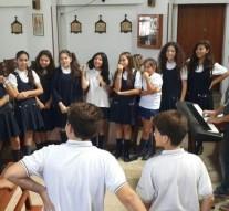 CANTA FE inició su recorrido por Arroyo Seco