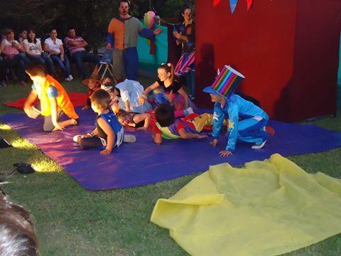 Taller gratuito de Murga y Circo en Cañada del Ucle