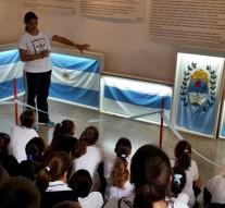 «Las Banderas de Belgrano se presentan en Arroyo Seco