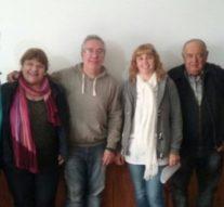 El Director del Coro Kennedy visitó Cañada del Ucle