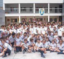 «CANTA FE» continúa con su recorrido por comunidades del sur santafesino