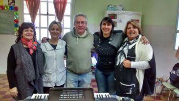 En Villa Mugueta sonó el «CANTA FE»