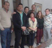 La Usina III (centro-norte) se reunió en Godoy