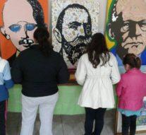 Pueblo Muñoz se invadió de «Formas y Colores»