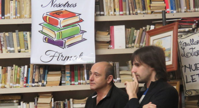 """Historias de Poetas Santafesinos"" se vivió en la ciudad de Firmat"