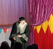 Santa Teresa disfrutó de la obra «El Fausto Criollo»