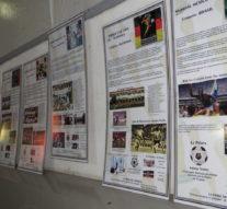 La Muestra «Historia de los Mundiales» visitó Los Quirquinchos»