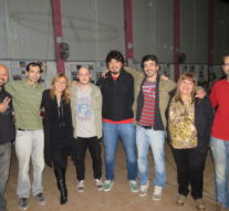 En la localidad de  Los Quirquinchos se presentó «Cantá Conmigo»