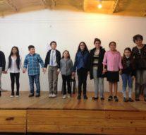 Presentación del «Taller de Niños» en Gödeken