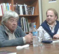 La «Capital Provincial de la Poesía» recibió al ciclo «Historias de Poetas Santafesinos»