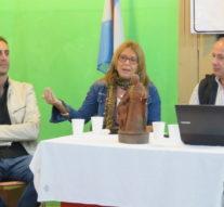 La localidad de Fuentes presentó al Ente Cultural Santafesino