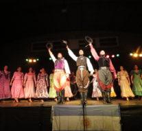 Cañada del Ucle y una noche memorable junto al Ballet Folkórico Nacional
