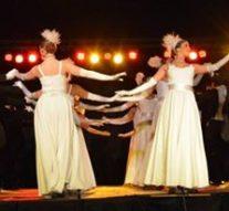 Labordeboy vivió una noche histórica junto al Ballet Folklórico Nacional