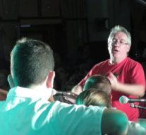«CANTA FE» tuvo un magnifico concierto junto a un centenar de niños