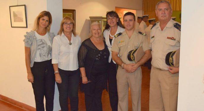 """Villa Constitución le dio la bienvenida al Barco Guardacostas PNA """"Mandubí"""""""