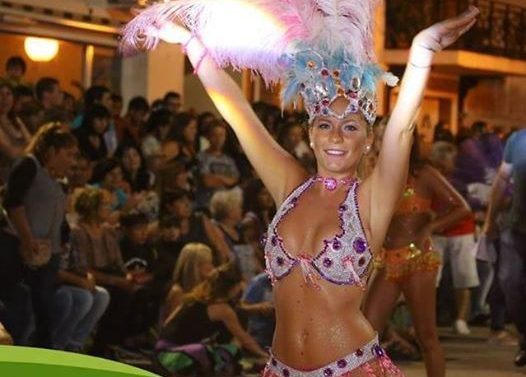 Zavalla vibró al ritmo del Carnaval