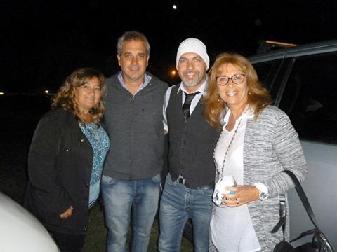 """Acebal: Con total éxito se llevo a cabo el Festival """"Coplas de la Orilla"""""""