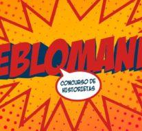 """Llega el 2° Concurso de Historietas """"Pueblomanía"""""""