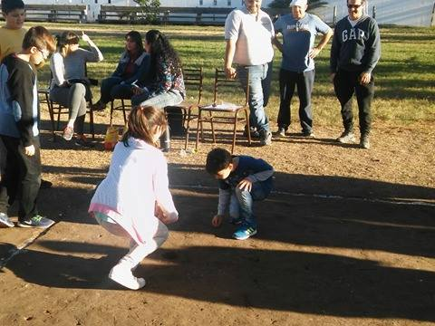 """El sol de Wheelwright acompañó al """"Torneo Provincial deBolitas"""""""