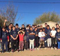 Juncal: Excelente convocatoria y organización en el «Torneo Provincial de Bolitas»