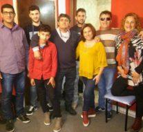 Cantantes del sur santafesino iniciaron la grabación de las obras de «Minino» Acosta