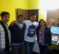 """Sergio """"El Paisa"""" Medina se sumó a la grabación de las canciones de """"Minino"""" Acosta"""