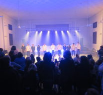 En Villa Mugueta se vivió una imponente función de la Cía Nacional de Danza Contemporánea