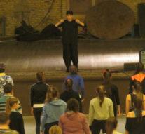 Continúan los Seminarios a cargo de la Cía Nacional de Danza Contemporánea