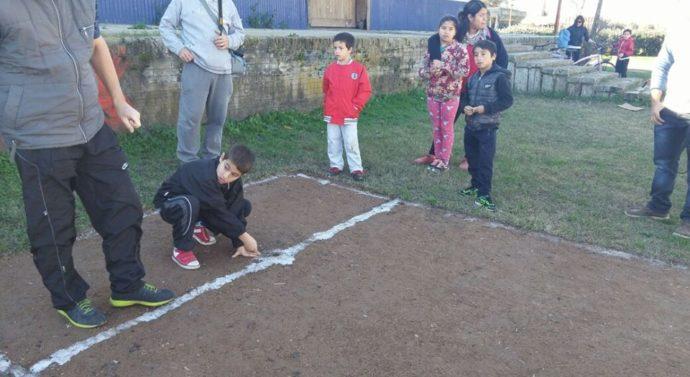 El «Torneo Provincial de Bolitas» se llevo a cabo en la comunidad de Carreras